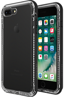 NEXT Case for iPhone 8 Plus/7 Plus - Black Crystal