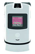 RAZR V3m in Gray