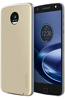 Interchangeable Back Plate for Moto Z Force Droid and Moto Z Droid - Iridescent Champagne