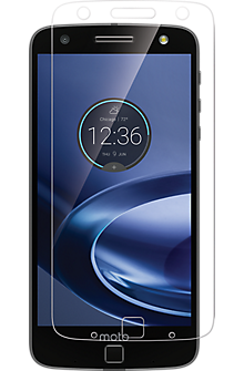 Flexible Glass Display Protector for Moto Z Force Droid