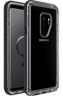 NEXT Case for Galaxy S9+ - Black Crystal