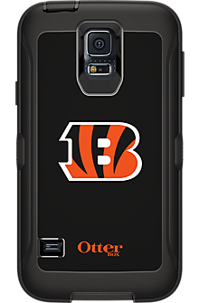 NFL Defender by OtterBox for Samsung Galaxy S5 - Cincinnati Bengals