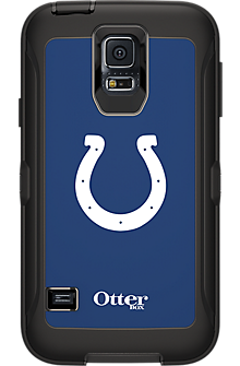 NFL Defender by OtterBox for Samsung Galaxy S5 - Indianapolis Colts