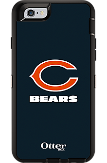 NFL Defender Series by OtterBox for iPhone 6/6s - Chicago Bears