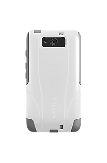 OtterBox Commuter for MAXX - White with Gray
