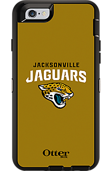 NFL Defender Series by OtterBox for iPhone 6/6s - Jacksonville Jaguars