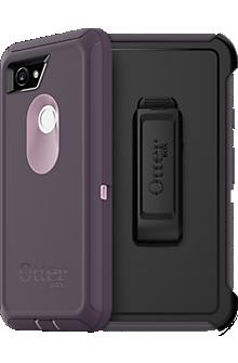 Defender Series Case For Pixel 2 - Purple Nebula