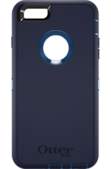 OtterBox Defender Series for iPhone 6 Plus\/6s Plus - Indigo Harbor