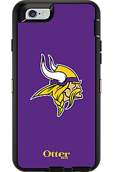 NFL Defender Series by OtterBox for iPhone 6/6s - Minnesota Vikings