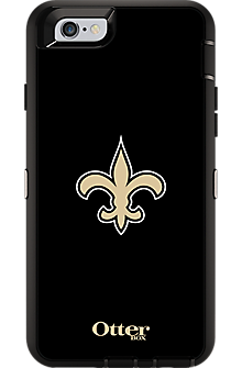 NFL Defender Series by OtterBox for iPhone 6/6s - New Orleans Saints