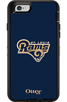 NFL Defender Series by OtterBox for iPhone 6/6s - St Louis Rams