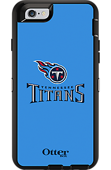 NFL Defender Series by OtterBox for iPhone 6/6s - Tennessee Titans