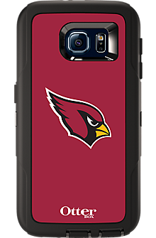 NFL Defender by OtterBox for Samsung Galaxy S 6 - Arizona Cardinals