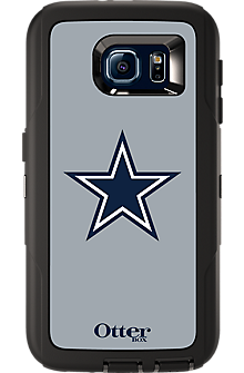 NFL Defender by OtterBox for Samsung Galaxy S 6 - Dallas Cowboys