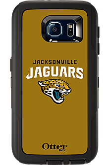 NFL Defender by OtterBox for Samsung Galaxy S 6 - Jacksonville Jaguars