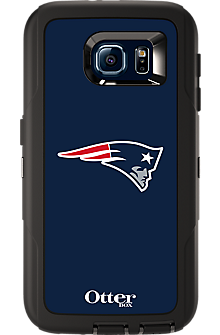 NFL Defender by OtterBox for Samsung Galaxy S 6 - New England Patriots