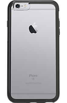 Symmetry Clear Series for Apple iPhone 6 Plus \/ 6s Plus - Black Crystal