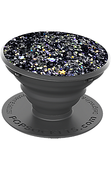 PopSockets - Sparkle Black
