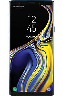 Samsung Galaxy Note9 128GB in Ocean Blue