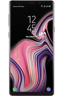 Samsung Galaxy Note9 128GB in Lavender Purple