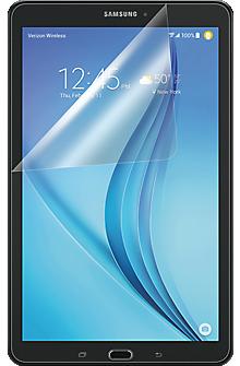 Anti-Scratch Display Protector 3pk for Samsung Galaxy Tab E 8