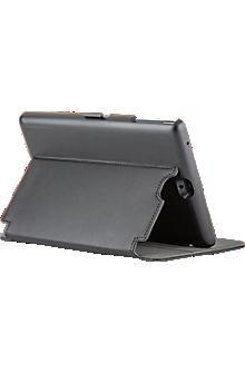 StyleFolio Case for Ellipsis 8 HD - Black