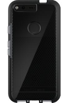 Evo Check Case for Pixel - Smokey/Black
