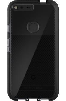 Evo Check Case for Pixel XL - Smokey/Black