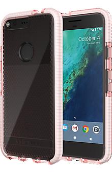 Evo Check for Pixel XL - Rose Tint/White