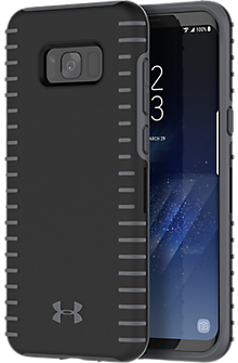 UA Protect Grip Case for Galaxy S8+ - Black/Graphite