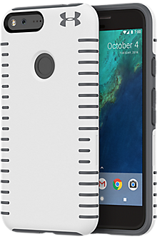 UA Protect Grip Case for Pixel XL - White/Graphite