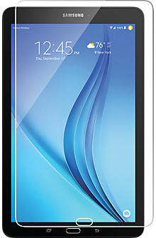 Tempered Glass Screen Protector for Samsung Galaxy Tab E