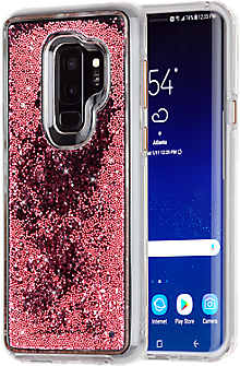 Waterfall Case for Galaxy S9+ - Rose Gold