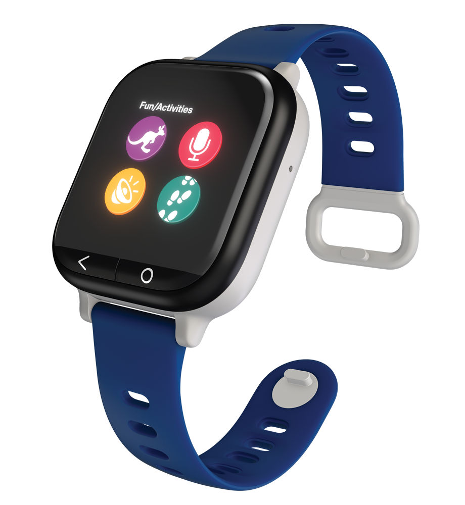 The GizmoWatch helps prepares kids for smartphones