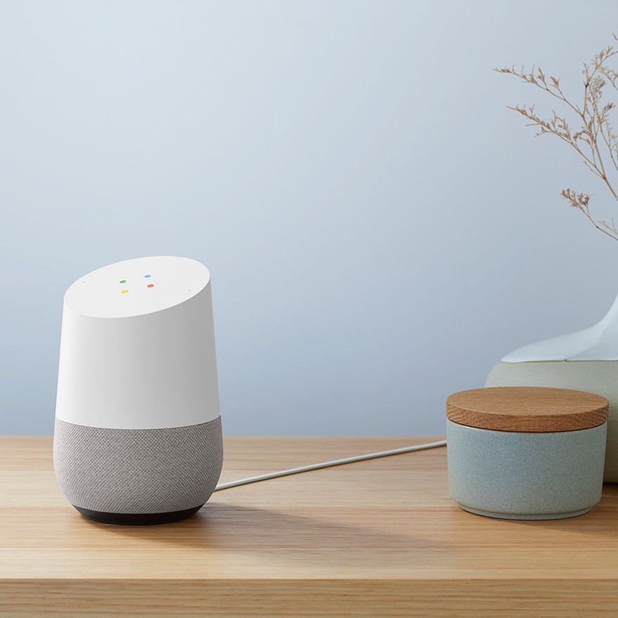 Google Home for off campus