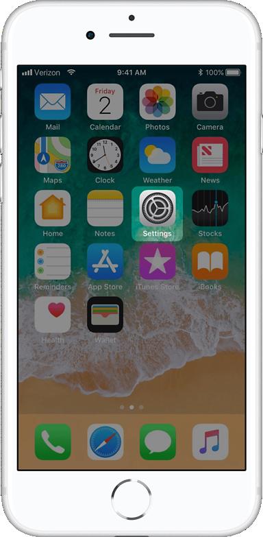 Apple iPhone XS setup guide