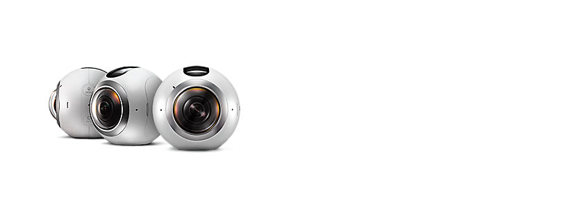 Samsung Puts 360° Image Creation in the Hands of the Consumer with the Gear 360 Camera