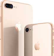 Buy an amazing iPhone 8. No trade-in required. Eligible on 64GB model <br>with Unlimited. Get one on us. You're paying full price for iPhone 8, 8 Plus or X over 24 months on any unlimited plan. Then you'll get $699.99 off another iPhone, with at least one new line of service required. You'll see the $699.99 promo applied to your account as a small credit each month starting in 2-3 billing cycles. This ends when the balance is fully paid, or if you cancel or transfer your line to another plan. This can't be combined with any other offers.