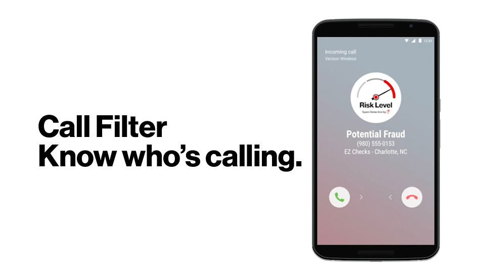 Verizon Call Filter | Verizon Wireless