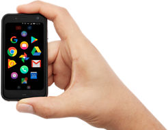 The fun-sized Palm. Your other phone.