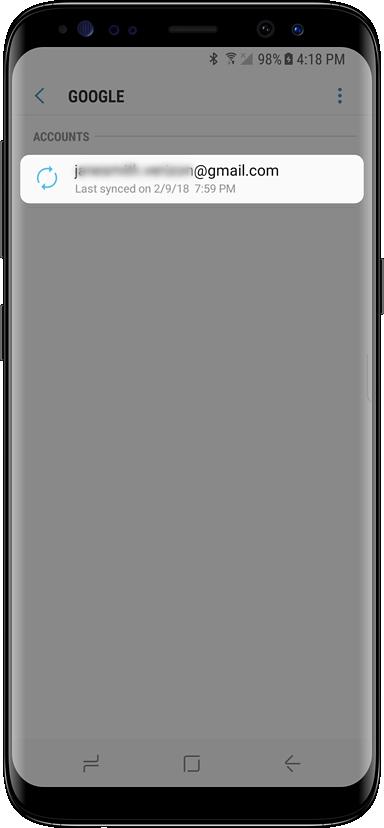 Samsung Galaxy J7 V (2nd Gen ) setup guide
