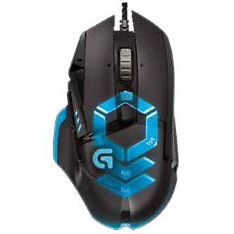 Logitech Proteus Core Gaming Mouse G502