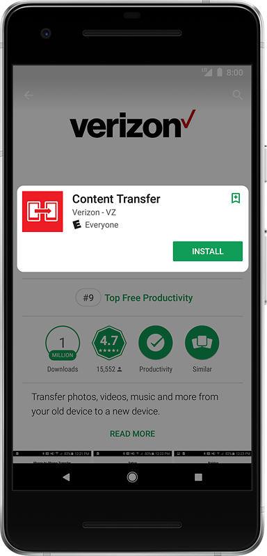 at&t mobile transfer app download