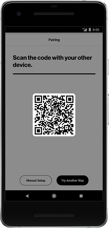 Verizon Content Transfer app guide