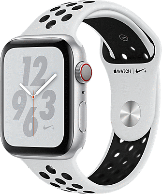 Apple® Watch Series 4 Nike+ Aluminum 44mm Case with Sport Band