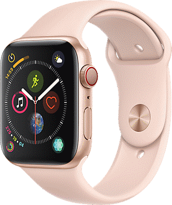 a26a4f2c Apple® Watch Series 4 Aluminum 44mm Case with Sport Band