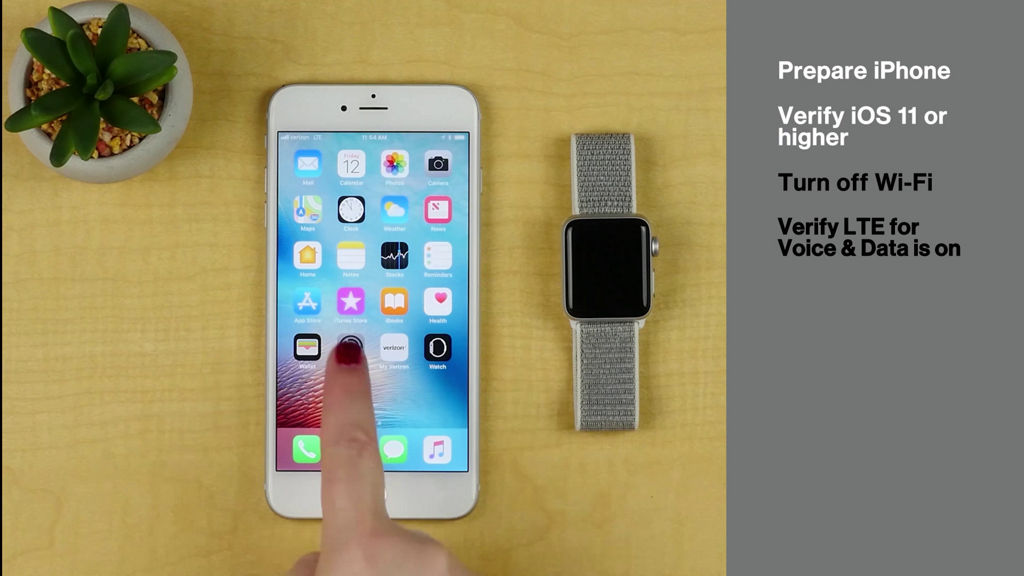 How to Activate and Pair the Apple Watch Series 3