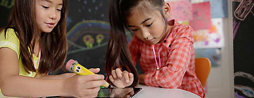 Help Kids Get the Most Out of Their Tablets