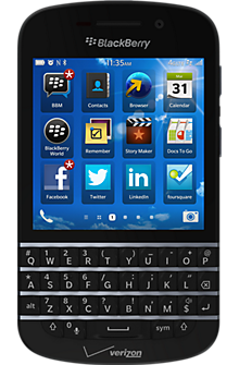 Smartphone BlackBerry® Q10
