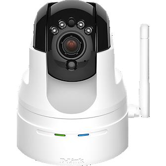 D-Link DCS-5222L - HD Pan & Tilt Wi-Fi Camera